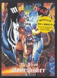 Cover Motörhead - 25 & Alive / Boneshaker [DVD]